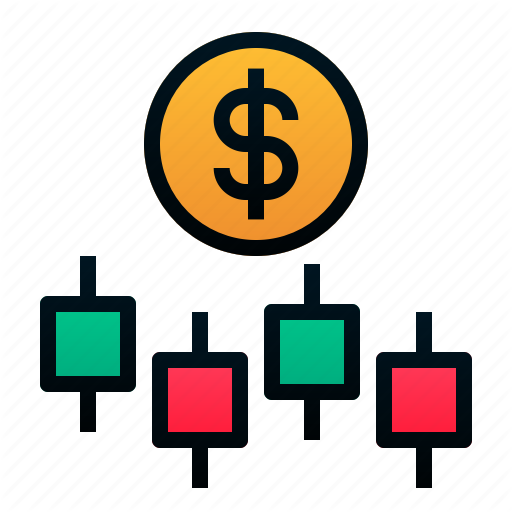 Comment investir en ligne avec une application de bourse pour mobile - 09. forex trading money dollar finance candlestick investment investment business stocks 512
