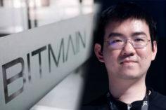 Jihan Wu recupera la ventaja en la lucha contra el cofundador de Bitmain: Jihan Wu Bitmain 236x157
