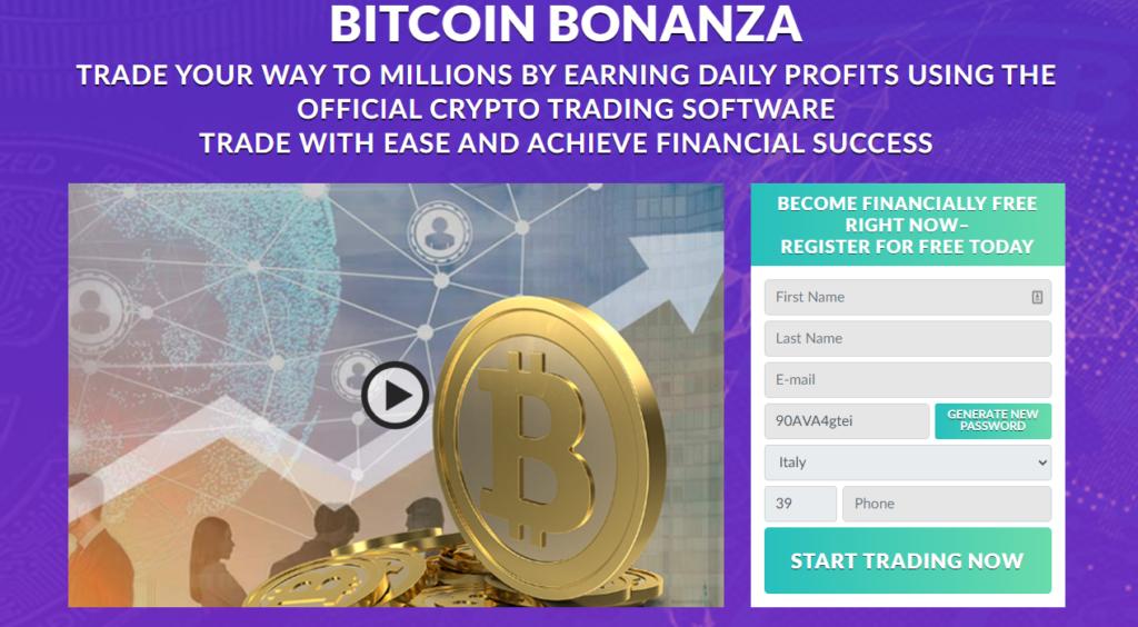 Bitcoin Bonanza è una TRUFFA?🥇| Leggere Prima di Iniziare - Bitcoin Bonanza 3 1024x564