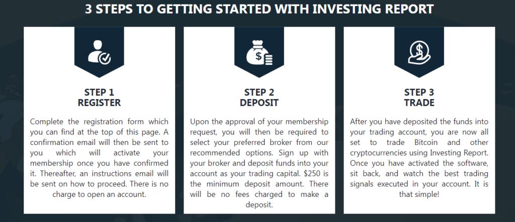 Investing Report è una TRUFFA?🥇| Leggere Prima di Iniziare - INVESTING REPORT 5 1024x441