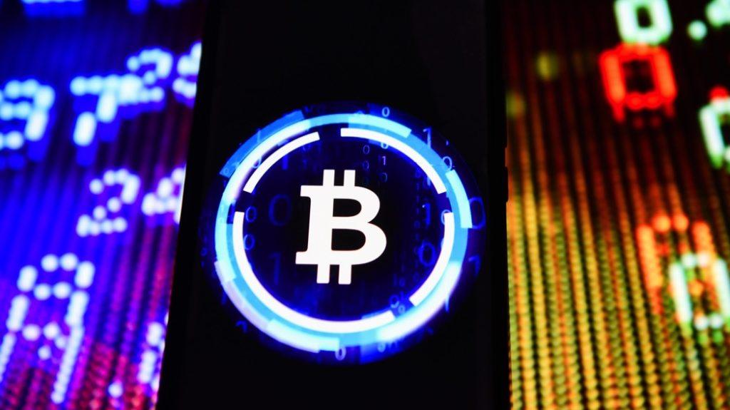 Il bitcoin è tornato a salire dopo l'annuncio di Tesla - bitcoin su 1024x575