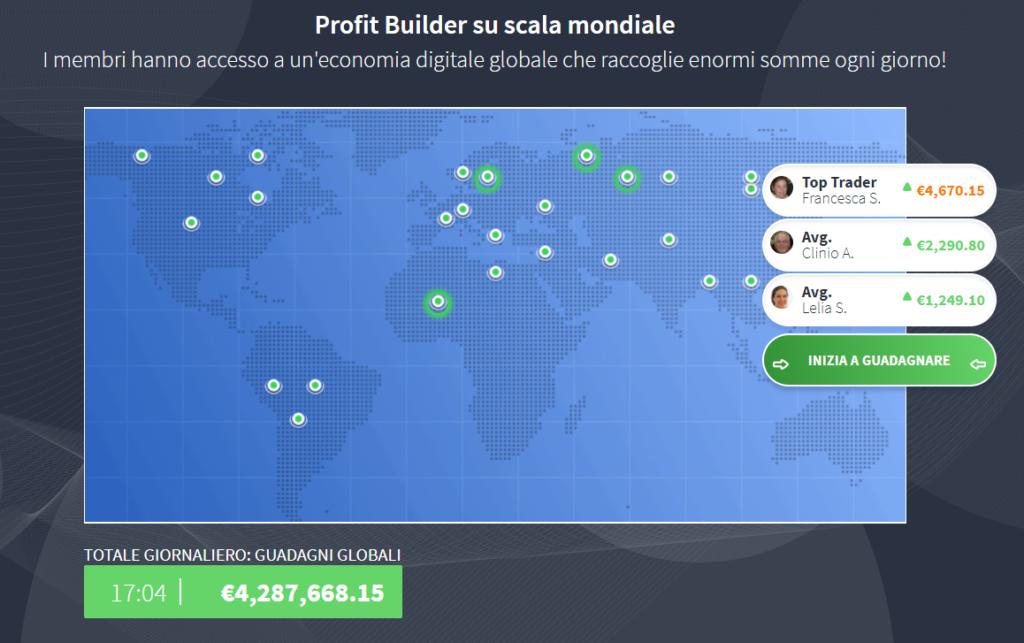 Profit Builder è una TRUFFA?🥇| Leggere Prima di Iniziare - Profit Builder 4 1024x643